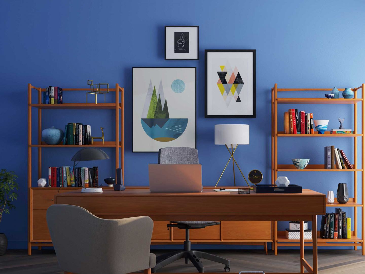 Give Your Office A Makeover