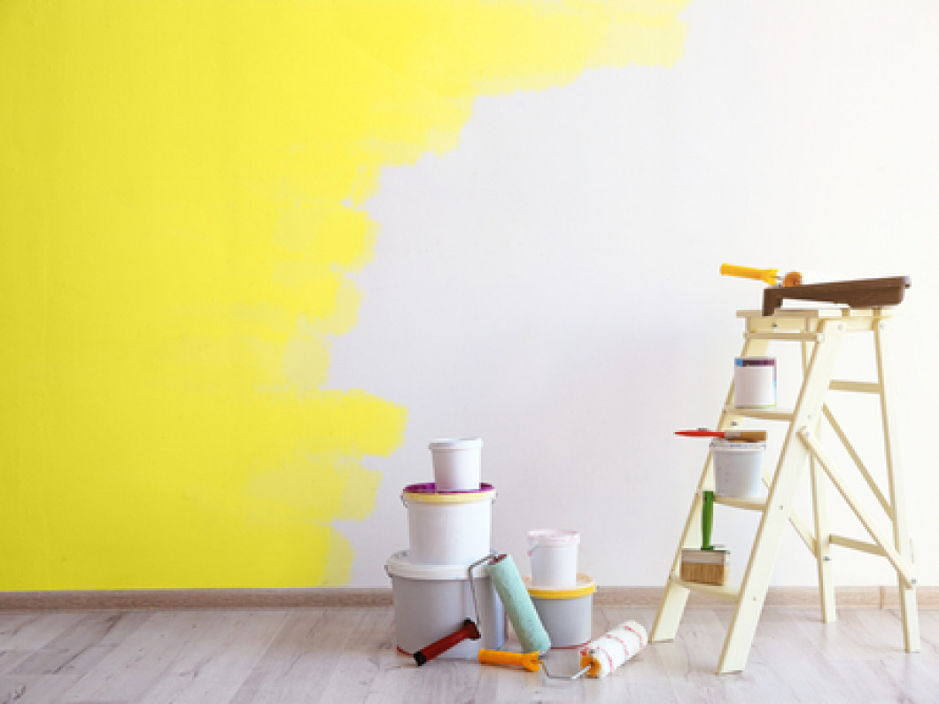 Freshen Up Your Home With a New Coat of Paint